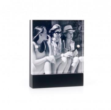 XLBoom Siena Frame 10x10 zwart coffee bean