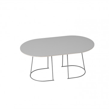Muuto Airy Coffee Table medium grijs