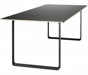 Muuto 70/70 tafel zwart