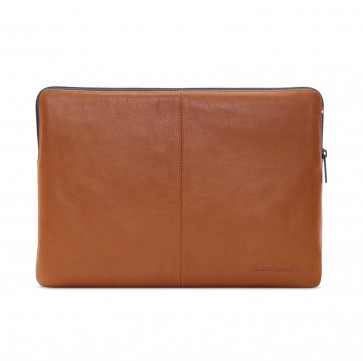 Decoded Leather Slim Sleeve 13-inch MacBook Air/ Pro (Retina) bruin