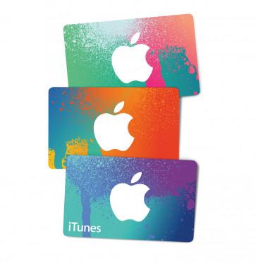 Apple iTunes kaarten