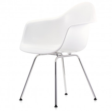 Vitra Eames Plastic Chair DAX chroom