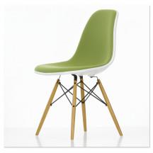 Vitra Eames Plastic Side Chair DSW bekleed