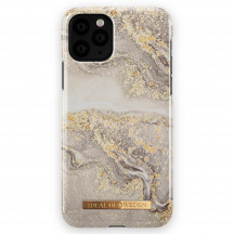 iDeal of Sweden Case iPhone 11 Pro sparkle greige marble