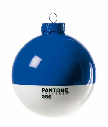 Pantone Universe kerstbal blauw