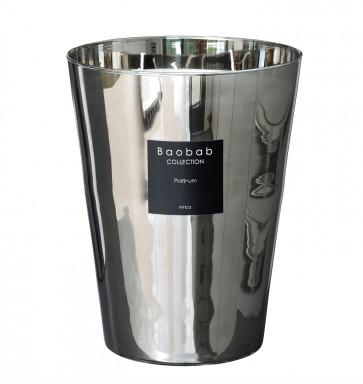 Baobab geurkaars Platinum Max 24