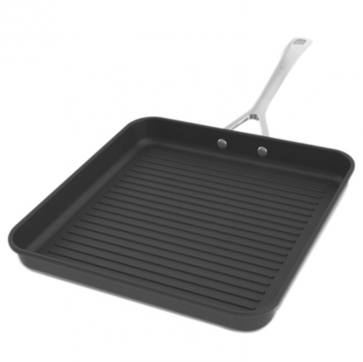 Le Creuset grillpan Les Forgees