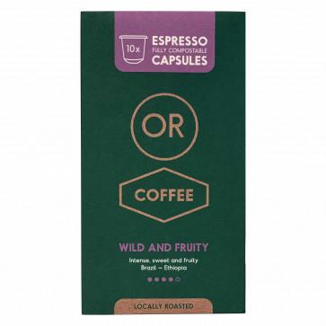 Or Coffee Espresso Capsules
