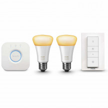 Philips Hue White Ambiance starterkit (2 lampen)