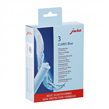 Jura Claris Blue Filter 3-pack