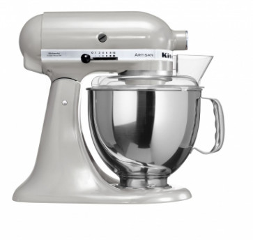KitchenAid keukenrobot metaalchroom