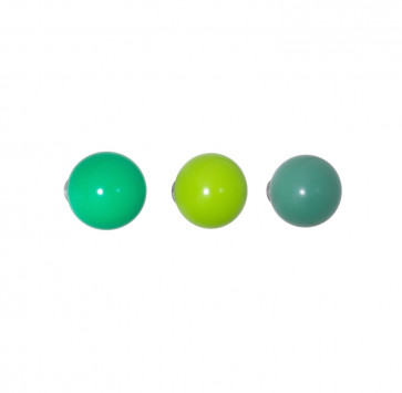 Vitra Coat Dots groen