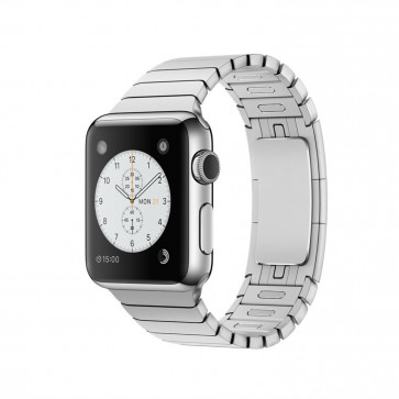 Apple Watch roestvrij staal 38mm schakelarmband