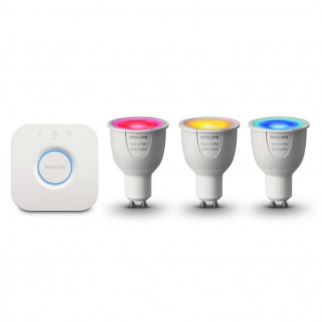Philips Hue White & Color Ambiance GU10-starterkit