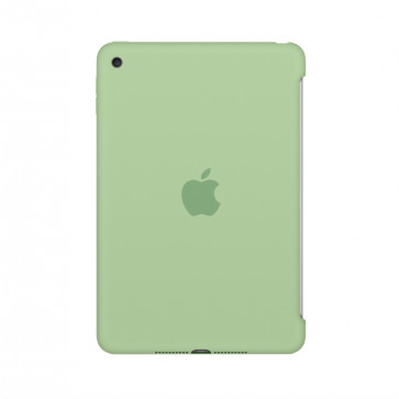 Apple iPad mini 4 Silicone Case muntgroen