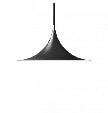 Gubi Semi hanglamp mat zwart
