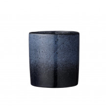 Bloomingville bloempot Teracotta blauw 14 cm