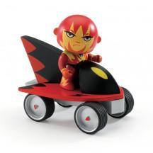 Djeco Arty Toys Firebird & Ze Jet