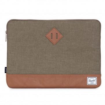 Herschel Heritage sleeve 15-inch MacBook Pro Retina beech/tan