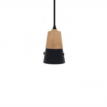 Universo Positivo Cone hanglamp small zwart