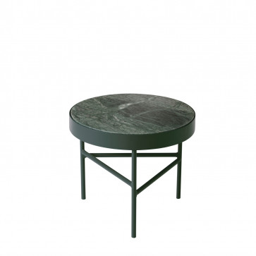 Ferm Living Marble Table small groen