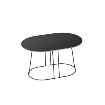 Muuto Airy Coffee Table small zwart