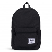 Herschel rugzak Pop Quiz black crosshatch/black