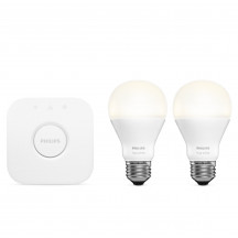 Philips Hue E27 startpakket wit licht