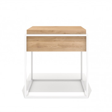 Universo Positivo Monolit Side Table small wit