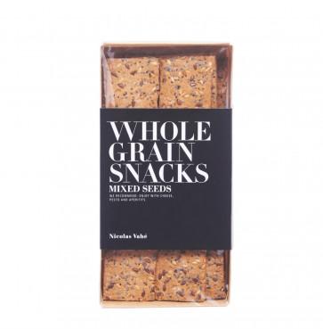 Nicolas Vahé graansnack met gemengde zaadjes