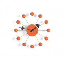 Vitra Ball Clock oranje