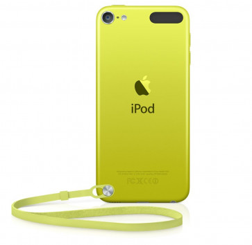 Apple iPod touch loop geel en wit