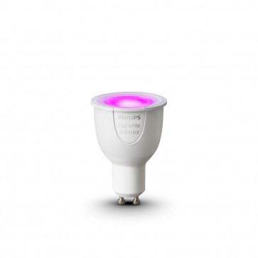 Philips Hue White & Color Ambiance GU10-lamp
