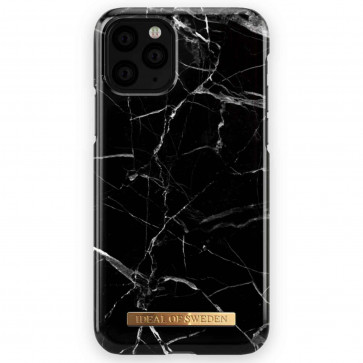 iDeal of Sweden Case iPhone 11 Pro black marble