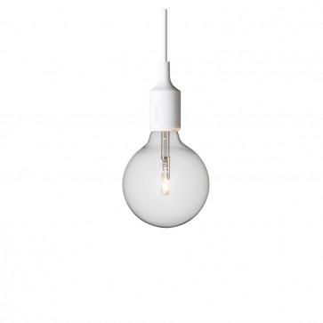 Muuto E27-lamp wit