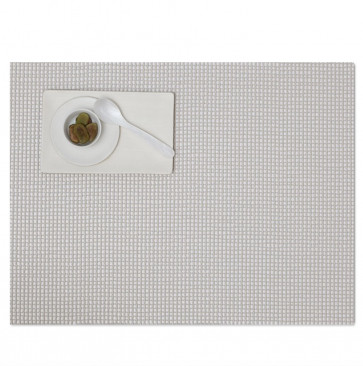 Chilewich placemat Grid ceramic