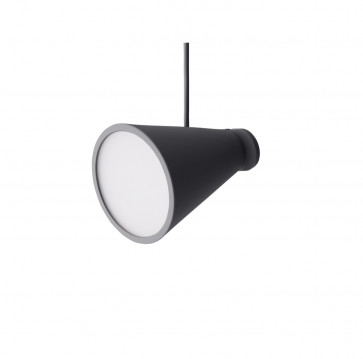 Menu Bollard lamp carbon
