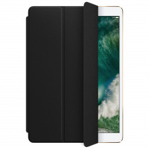 Apple iPad Pro 10,5-inch Leren Smart Cover zwart