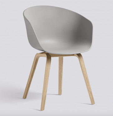 Hay About A Chair AAC22 betongrijs