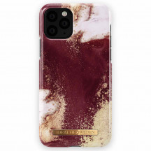 iDeal of Sweden Case iPhone 11 Pro golden burgundy marble