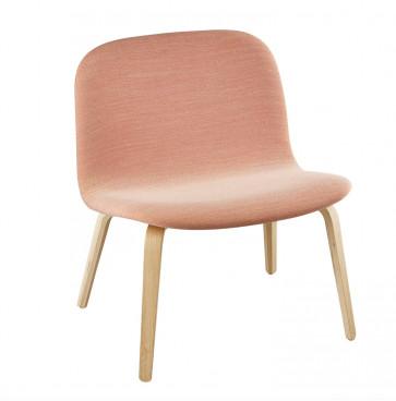 Muuto Visu Lounge Chair Kvadrat-bekleding