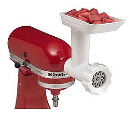 KitchenAid voedselmolen