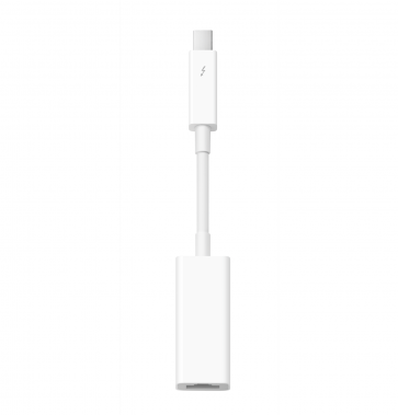 Apple Thunderbolt naar Gigabit Ethernet-adapter
