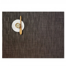 Chilewich placemat Bamboo chocolate