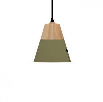 Universo Positivo Cone hanglamp Fat khaki