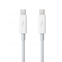 Apple Thunderbolt-kabel wit