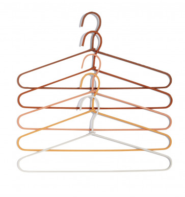 Hay Cord Hanger Fade oranje