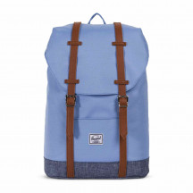 Herschel rugzak Retreat hydrang/dark chambray crosshatch