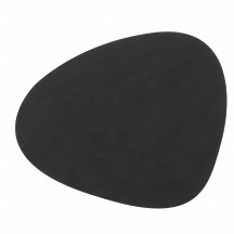 LindDNA Curve placemat nupo zwart