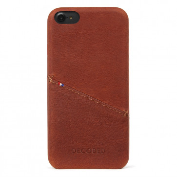 Decoded back cover iPhone 8/7/6(s) bruin